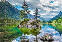 Ngôi làng Ramsau du lịch Đức