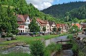 Ngôi làng Schiltach